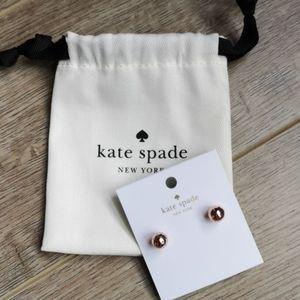 Kate Spade disco Ball earrings